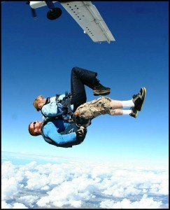 skydive photo