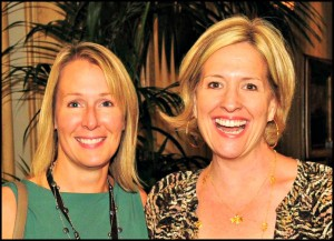 Brené Brown and Wendy Kranz